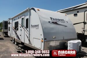 2010 Keystone Pasport 290BH Travel Trailer