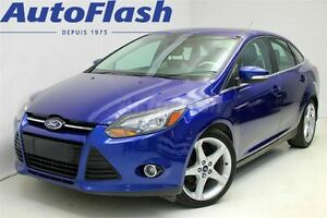 2012 Ford Focus *Titanium * Park-Assist * Full!!! *