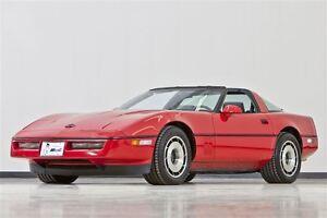 1985 Chevrolet Corvette TARGA! Like New!!!!/ Comme Neuf!!!