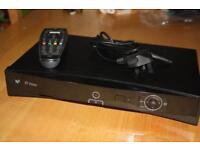 BTVision V-box and remote