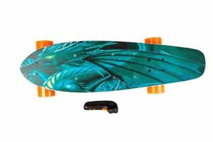 Electric Skateboard with remote control and rechargeable battery booster board Gyrocopters board swag board best quality