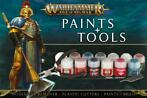 Warrhammer Age of Sigmar AOS PAINTS+TOOLS GER/CH/ITA/DUT/...