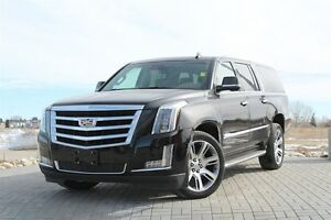 2016 Cadillac Escalade ESV LUXURY* LEATHER* POWER SEATS* BLUETOO