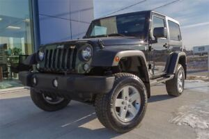 2014 Jeep Wrangler Sport *2 TOITS* AIR CLIMATISEE*