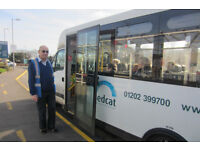 Casual Relief Minibus Driver required