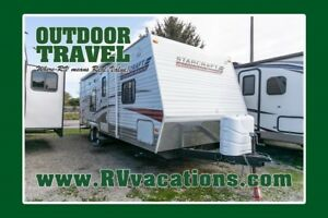 2011 STARCRAFT AUTUMN RIDGE 278BH