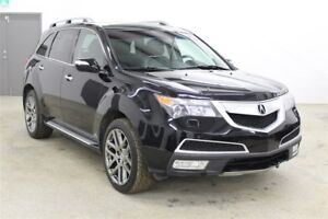 2011 Acura MDX Tech Package - PST Paid  DVD  Navi  Remote start