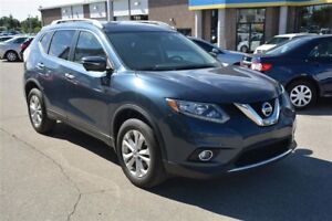2015 Nissan Rogue SV/AWD/HEATED SEATS/7 PSG/PANO ROOF/NAVIGATION