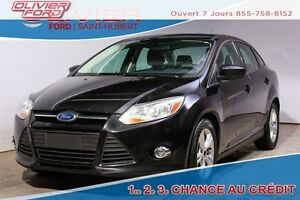 2012 Ford Focus SE A/C BLUETOOTH MAGS