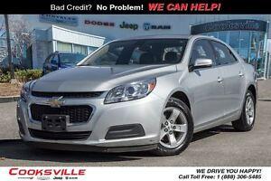 2014 Chevrolet Malibu 1LT, TRADE IN!