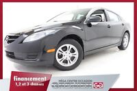 2010 Mazda MAZDA6 GS-I4* TOIT OUVRANT+ A/C+ MAGS+ GROUPE ÉLECTRI