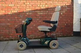 CRAFTMATIC COMFORT COACH IV MOBILITY SCOOTER USED FOUR TIMES EXCELLENT CONDITION ORIGINAL COST £4300