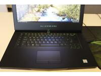 Alienware 15 R3 gaming laptop