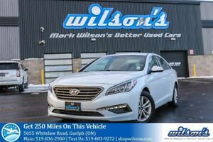 2017 Hyundai Sonata 2.4L GL REAR CAMERA! HEATED SEATS! BLUETOOTH
