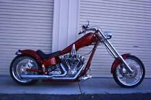 2003 AMERICAN IRONHORSE TEXAS CHOPPER HARLEY DAVIDSON SHOW BIKE Irymple Mildura City Preview