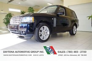 2010 Land Rover Range Rover HSE LOADED ONLY 83, 000KMS!