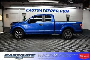 2016 Ford F-150 XL with 20 wheels