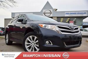 2015 Toyota Venza XLE *Leather,Heated seats,Navigation,Moonroof*