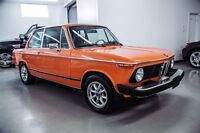 1974 BMW 2002 - VERY RARE ORANGE -