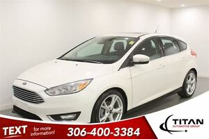2015 Ford Focus Titanium|Auto|32960 Kms|Fully Loaded