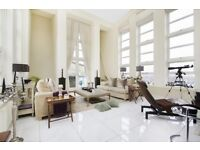 Exquisite 1600 Square Feet 3 Bed Duplex In Canary Wharf
