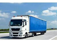 I am looking for a job Driver class 1 full Uk