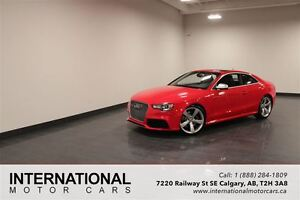 2013 Audi RS 5 NAVI/ SPORT DIFF/ LOADED!