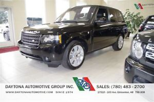 2012 Land Rover Range Rover HSE LUXURY NO ACCIDENTS