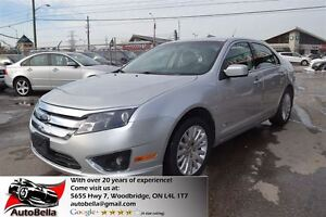 2010 Ford Fusion Hybrid Bluetooth Parking Sensors No Accident