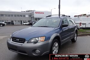 2005 Subaru Outback 2.5 i |MANUAL|AS-IS SUPERSAVER|