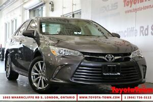 2015 Toyota Camry SINGLE OWNER XLE NAVIGATION BLIND SPOT MONITOR