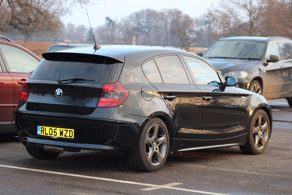 bmw 1 series 116i sport in banstead surrey gumtree. Black Bedroom Furniture Sets. Home Design Ideas
