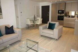 Brand new spacious 1 bed apartment in Qebec Way Canada Water SE16 520sq ft, close station & balcony!