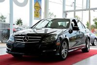 2014 Mercedes-Benz C-Class C300 AWD 4MATIC TOIT OUVRANT CUIR