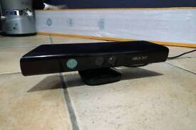 Xbox 360. Kinect camera and tv stand