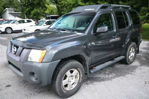 2008 Nissan Xterra S 4X4 MAGS 16 MARCHE PIED CRUISE