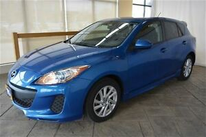 2013 Mazda MAZDA3 GS SPORT HATCHBACK, AUTO, SKYACTIV, 4 NEW TIRE Oakville / Halton Region Toronto (GTA) image 2