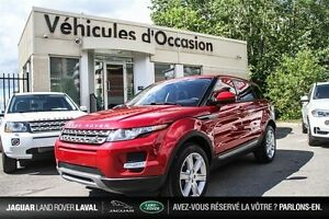 2015 Land Rover Range Rover Evoque Pure City Financement 2.9%