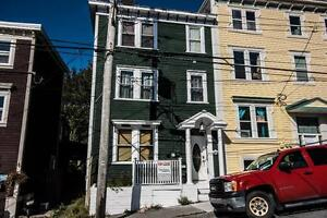 Live On One of Newfoundland's Most Historic Streets