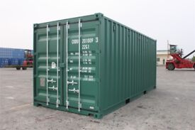 20 DV New build shipping containers Felixstowe