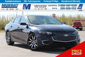 2016 Chevrolet Malibu LT *REMOTE START*NAV SYSTEM*REAR CAMERA*