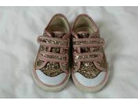 George Toddler Girl's Shoes, Size 5