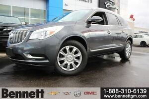 2014 Buick Enclave Premium - Heated and cooled seats, Navaigatio