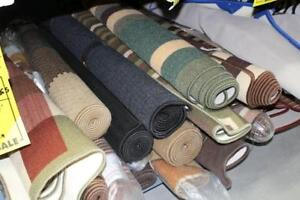 BEST SELECTION OF RUGS IN  BRAMPTON !!! Rubber Backing Rugs 5' x 7' -- $40.00