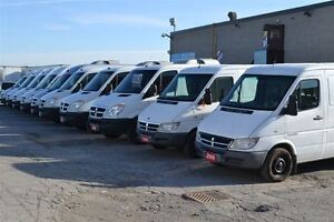 2006 Dodge Sprinter 2500 15 to choose from