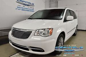 2016 Chrysler Town & Country TOURING L*STOW N GO*CUIR*MAGS*CAMER
