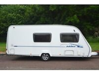 ACE JUBILEE GLOBETROTTER 4 berth 2007 Reduced