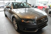 2012 Audi A4 TURBO QUATTRO ***NOW OPEN ON SATURDAY***VEHICLE EL
