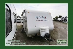 2007 JAYCO Jay Feather 29Y Bunkhouse Travel Trailer