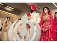 Wedding Filmed for £250 Includes DVD+ur image cover Online Link Friends & Asian wedding photographer